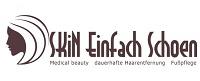 Logo Skin einfach schoen