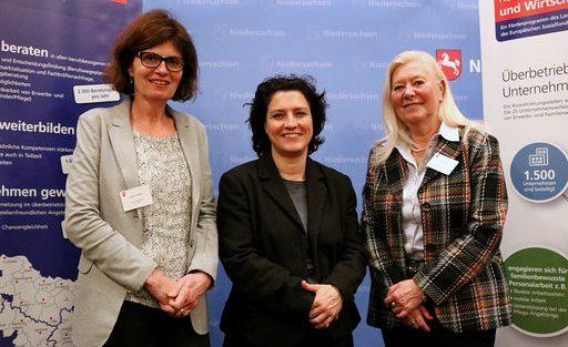 Empfang der Koordinierungsstellen in Hannover