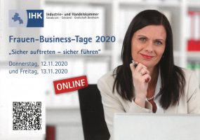 Frauen-Business-Tage 2020