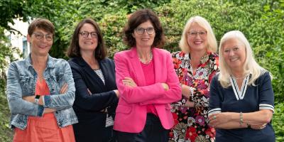 Neuer Vorstand beim Verbund Frau & Betrieb